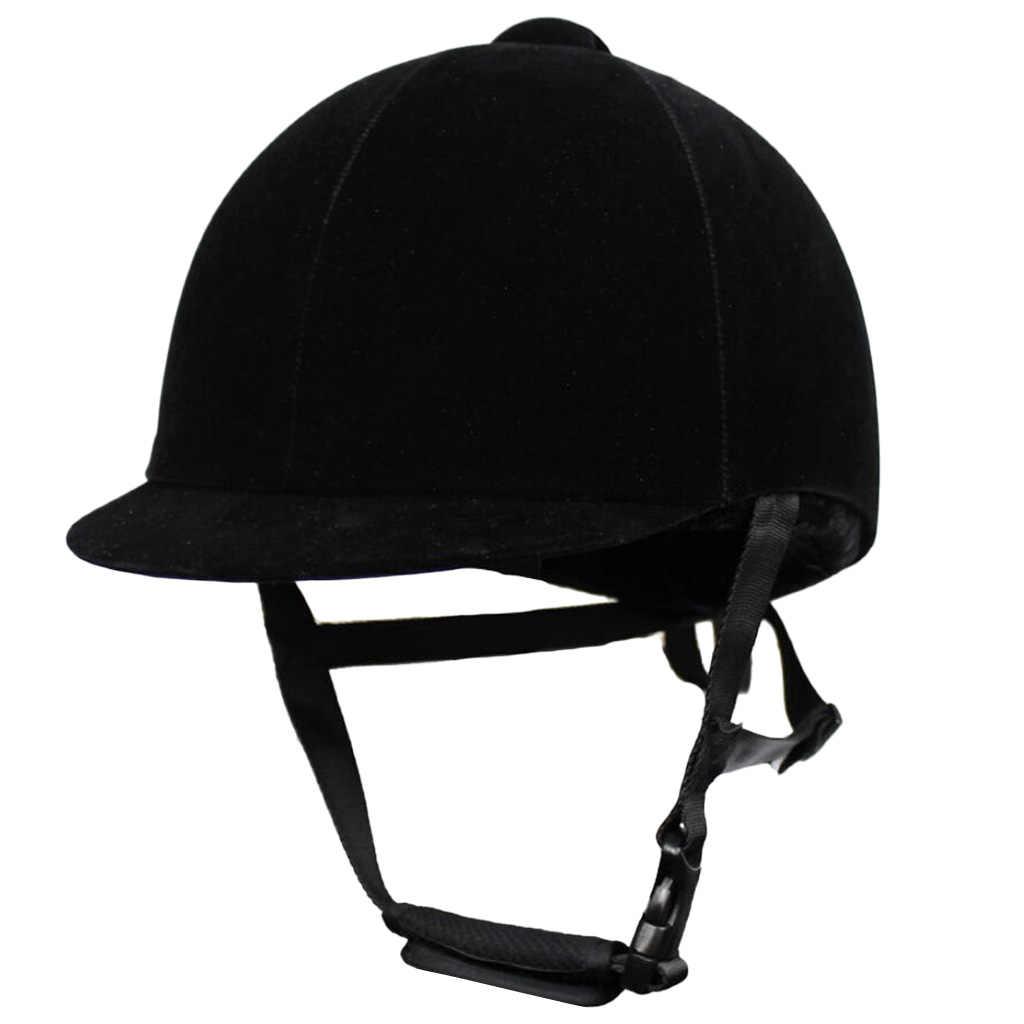 Защитная шляпа для верховой езды, конный спорт, регулируемые шлемы для школы, для мужчин и женщин, для мальчиков и девочек