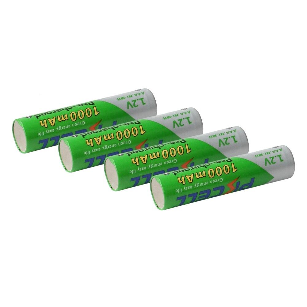Baterias Recarregáveis lsd conjunto pré-carregadas com 1200 Marca : Pkcell