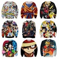 High quality baseball clothing sweater boy 3D animation cartoon three-dimensional printing youth hip-hop jersey 12-18 years old