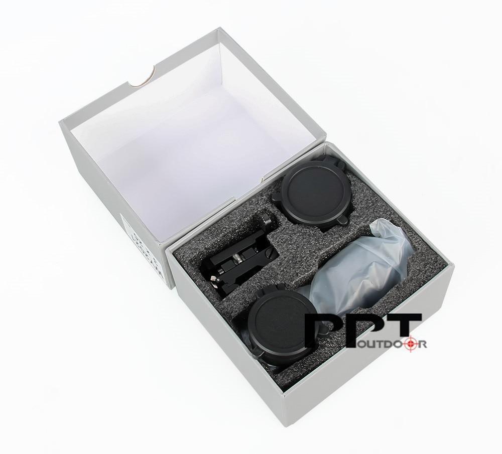 riflescope mira flip para montagem lateral apto