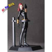 18CM The 2 Black Widow PVC Action Figure Collection Model Doll Toys Great Gift