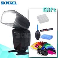 Shanny SN600FGZ P TTL GN60 1 8000s Slave On Camera Flash Speedlite For Pentax K10D K20D