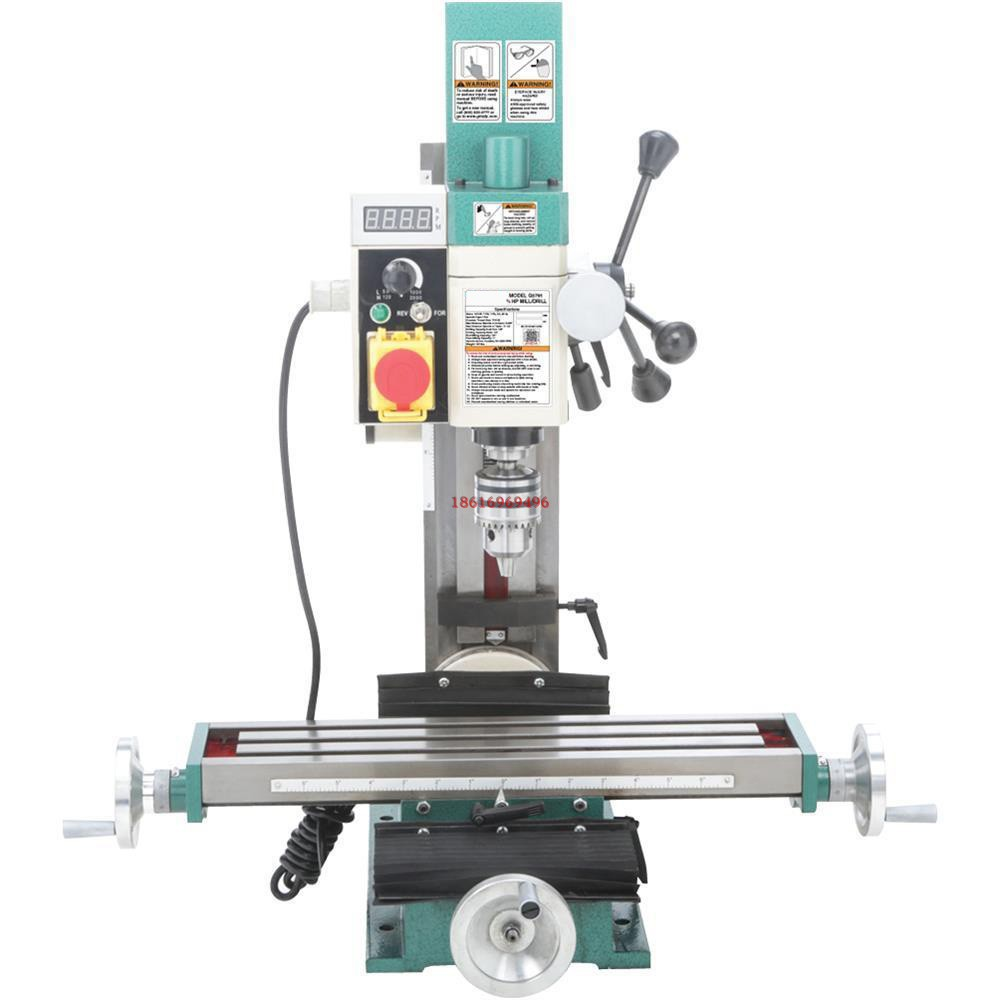 16mm drilling and milling machine