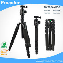 camera Stand Monopod Tripod Profesional Ball Head Foldable Detachable Monopod For Canon Nikon Sony DSRL Camera Tripe Universal