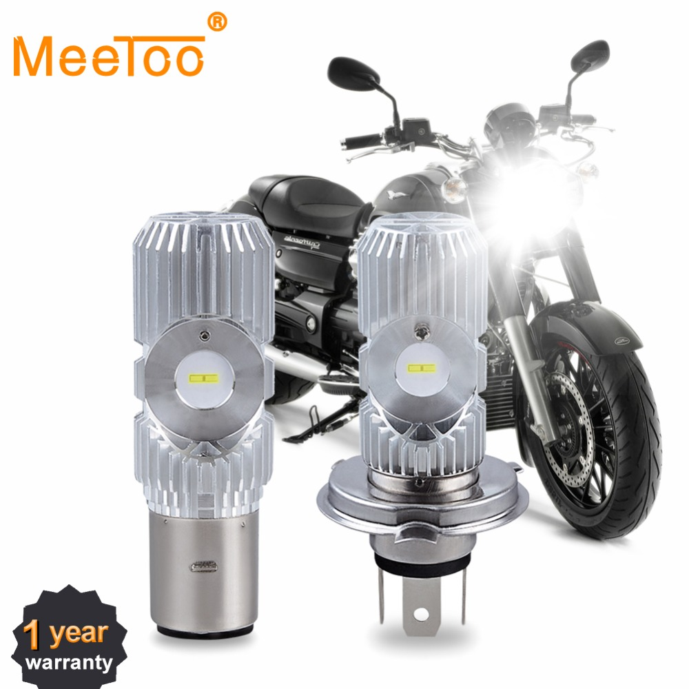 1Pcs H4 HS1 LED Motorcycle Headlight 12V 20W Motorcycle Led Headlights 2400LM CSP Chip 6500K Cool White BA20D Led Racer Headlamp1Pcs H4 HS1 LED Motorcycle Headlight 12V 20W Motorcycle Led Headlights 2400LM CSP Chip 6500K Cool White BA20D Led Racer Headlamp