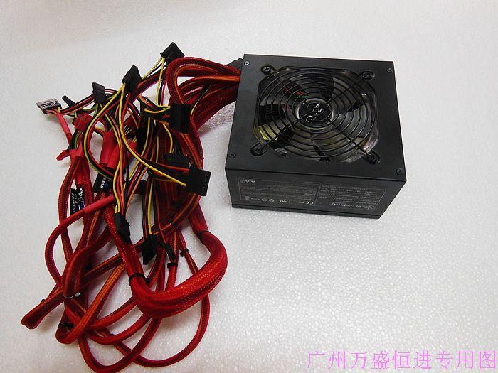 OP750-P rated 750W power supply 80 certification snake bag net 700W 800W 650W 850W