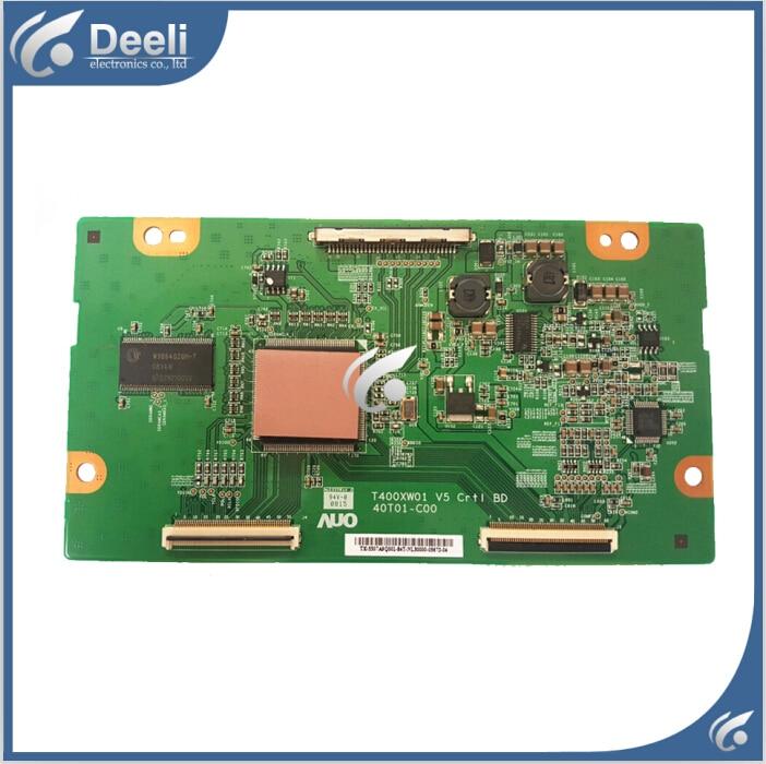 100% New original for board T400XW01 V5 40T01-C00 Logic Board 100%new and original fbs cb55 fatek communication board