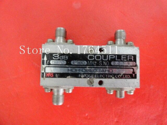 [BELLA] HRS HDH-06203AHD 5970-6380MHz 3dB SMA Supply Bridge