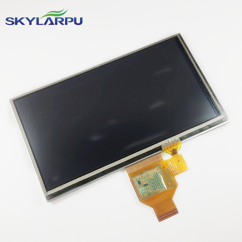 skylarpu 6.1 inch A061VTT01.0 LCD screen for GARMIN Nuvi 65 65LM 65LMT GPS LCD display Screen with Touch screen digitizer original 5inch lcd screen for garmin nuvi 3597 3597lm 3597lmt hd gps lcd display screen with touch screen digitizer panel