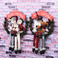 Decorations Wall Hanging Door Hanging Old Man Rattan Ring Pendants Handicrafts Garlands Toys Factory Outlets