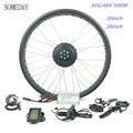 Когда-нибудь 36В/48В 500 Вт EBIKE fat переднее колесо мотор-концентратор с LED900S дисплеем Электрический велосипед snowbike 20 26 дюймов