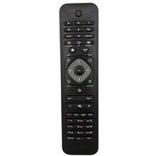 필립스 TV 리모컨 용 새 원본 TVRC51312/12 TVRC51312/12 YKF315 Z01 TVRC51312/12 키보드가있는 42PFL6008S/12 용