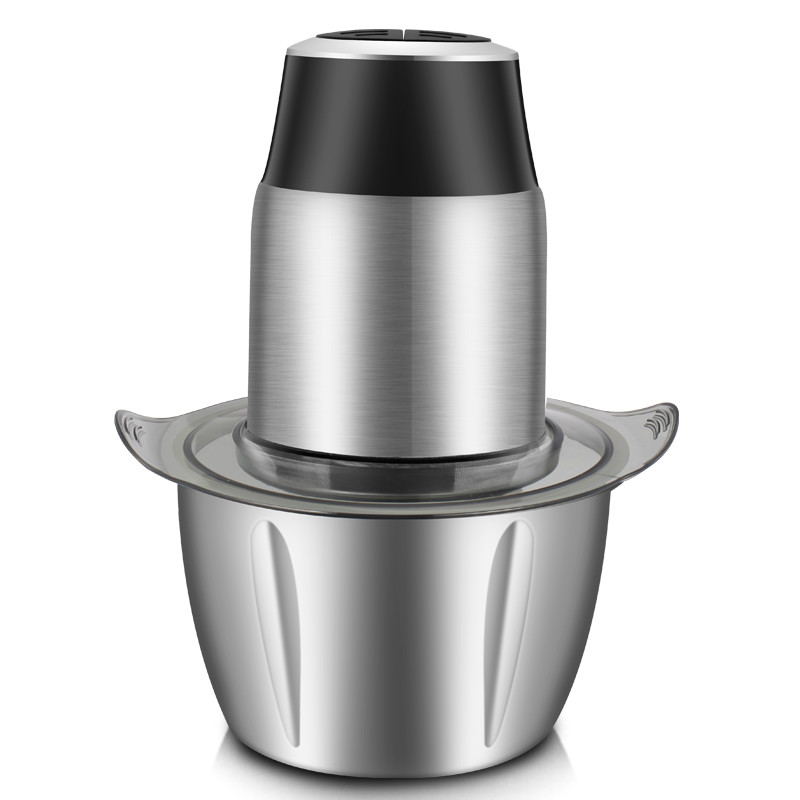Meat Grinders USES electric stainless steel to stir small, 1.2-liter, small-capacity chili machinesMeat Grinders USES electric stainless steel to stir small, 1.2-liter, small-capacity chili machines