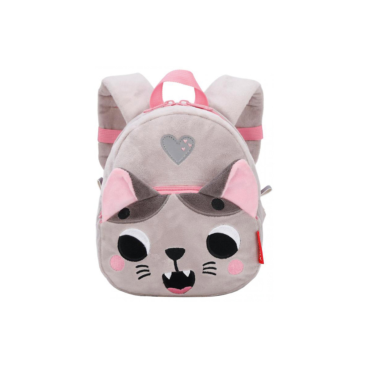 GRIZZLY School Bags 11863950 Schoolbag Backpack Orthopedic Bag For Boy And Girl Animals MTpromo
