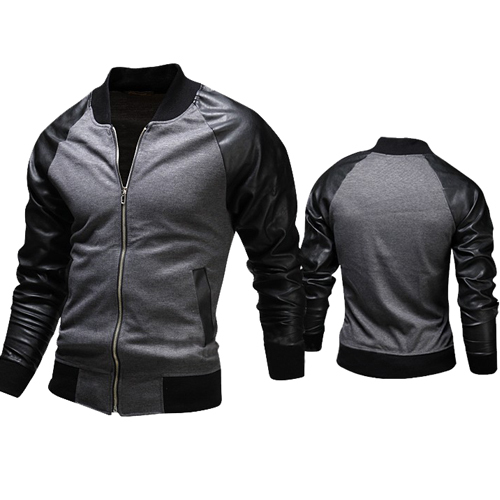 2015 nuevos hombres de las chaquetas de hombre prendas de