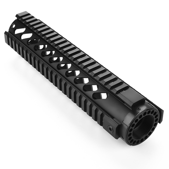 Magorui AR15 táctico de flotador libre Quad guardamanos de ferrocarril para M4/M16 montaje riel Picatinny