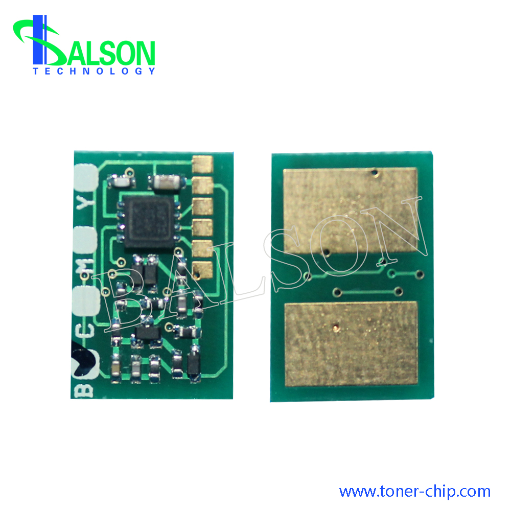 Free shipping hot sale 45536424 cartridge reset chip for <font><b>oki</b></font> c911 <font><b>c931</b></font> c941 c942 toner chips 24K Latin amercia market image