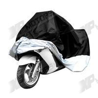 Motocicleta Impermeável Tampa Fit For BMW Aprilia Ducati Triumph Street Motos Esportivas 220*95*110 cm