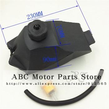 Gasolina del tanque de combustible para 2 tipos, 49cc, 47cc, chino, Mini Moto de la moto, ATV, Quad, 4 Wheeler, Dirt Bike