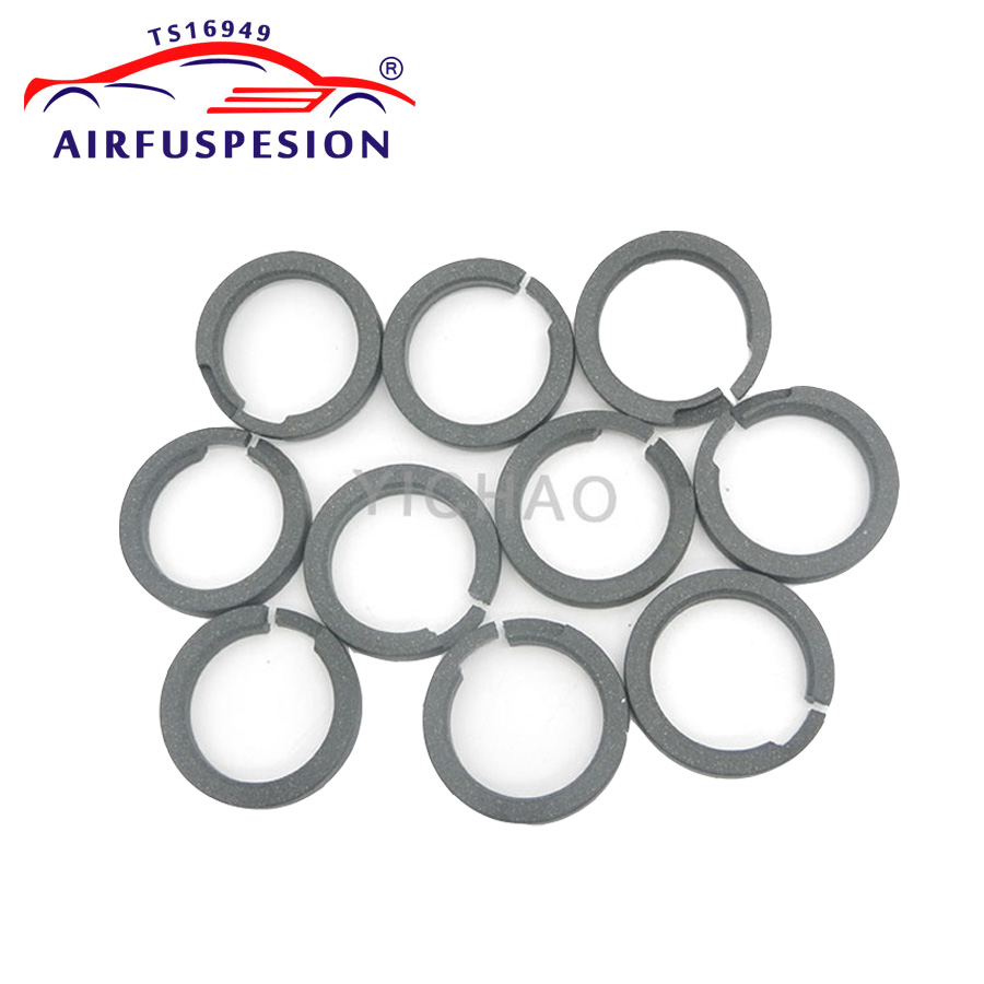 10pcs/lot Air Compressor Cylinder Piston Rings For W220 W211 A6 C5 C6 Q7 A8  D3 VW Touareg Porsche XJ8 XJ6 E66 2203200104