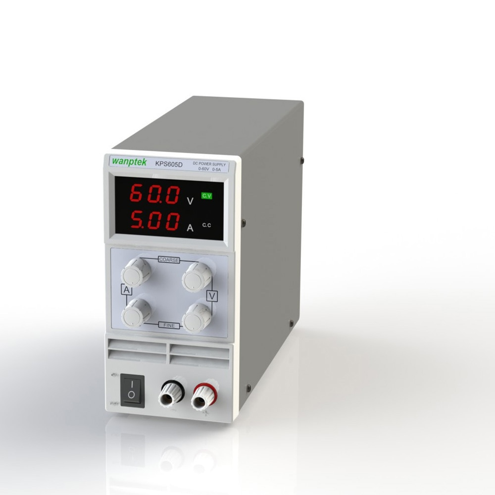 3 chiffres LED réglable DC alimentation à découpage professionnel laboratoire alimentation 0 ~ 30 V 0 ~ 5A 110 V ou 220 V régulateur de tension