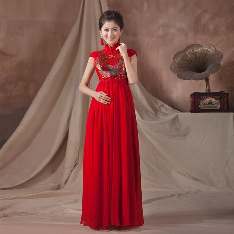 beautiful chinese wedding dresses