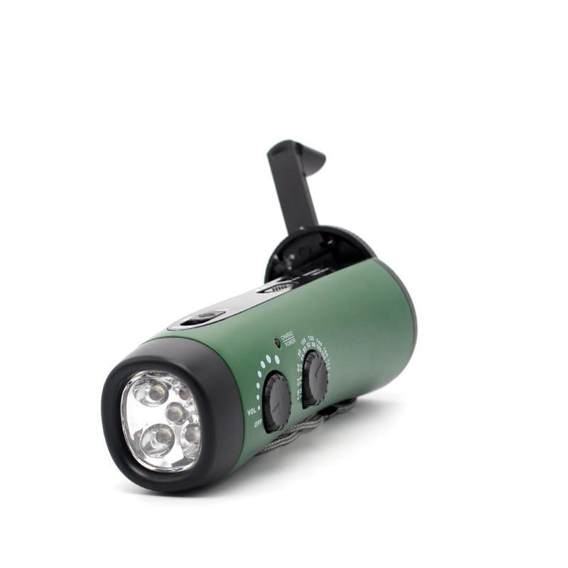 Led taschenlampe Manuelle Stromerzeugung Multifunktions outdoor ...