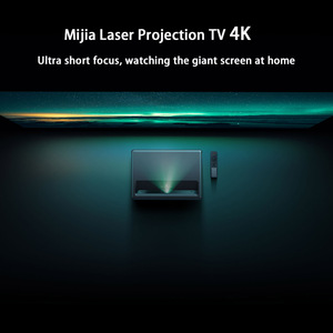 Image 4 - Original Xiaomi Mijia Laser Projection TV 4K Home Theater 200 Inch Wifi 2G RAM 16G English Interface Support HDR DOLBY DTS