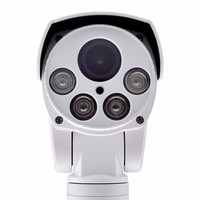 HI3516C SONY IMX322 Full HD 1080P PTZ IP Camera Outdoor 4X 10X Motorized Rotate Pan Tilt