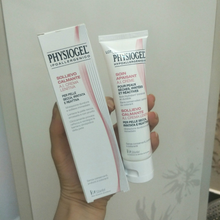 Stiefel Physiogel AI Lotion Review