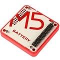 Модуль батареи для Arduino Esp32 Core Development Kit емкость 700 мАч Штабелируемая Iot Development Board
