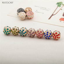 XT66 wholesale  fashion headwear scarf magnet brooch hijab clips 12pcs/lot 12pcs dozen mix color classic round solid magnet brooch hijab accessories muslim magnetic pin hijab scarf buckle magnet