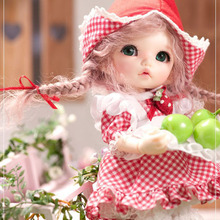 Oueneifs Волшебная страна pukifee анте 1/8 BJD куклы модель Reborn для мальчиков и девочек глаза высокое качество игрушки макияж Магазин Смолы