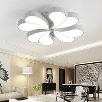 Fashion LED ceiling lamp bedroom lamp warm romantic living room lamp modern minimalist study lamp creative room Ceiling Light