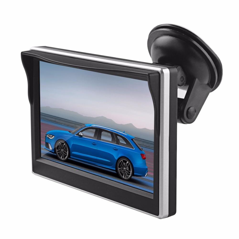 5 '' TFT HD թվային LCD էկրան 480 x 272 Գույնի - Ավտոմեքենաների էլեկտրոնիկա - Լուսանկար 2