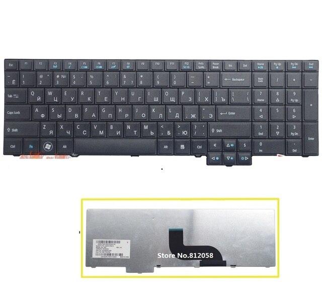 Новый Русский RU Клавиатура для Acer TravelMate 5760 5760 Г 5760Z 5760ZG 6595 6596 Г 6595 Т 6595TG ноутбук RU Клавиатура