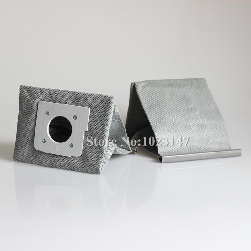 2 pcs/lot Vacuum Cleaner Bags Cloth Dust Bag Washable Bag Replacement for LG V-2810 V-2810B V-743RH V-3810R V-943SA PASSION