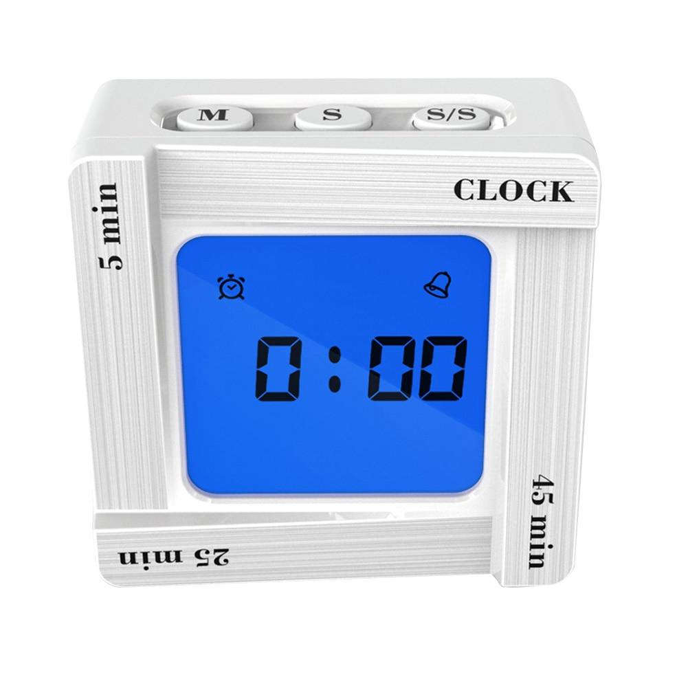 Verantwortlich Hintergrundbeleuchtung Kinder Erwachsene Countdown Up Timer Uhr Snooze Lesen Büro Zeit Management Studenten Digitale Alarm Heimgebrauch Vibrierenden Messung Und Analyse Instrumente
