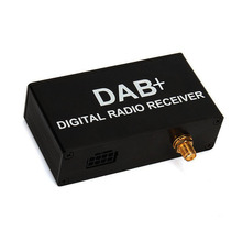 External DAB+ Digital Radio Box Receiver Box For My store Klyde brand Android 6.0.0/7.1.2/8.0.0 GPS Car Radio Multimedia Player