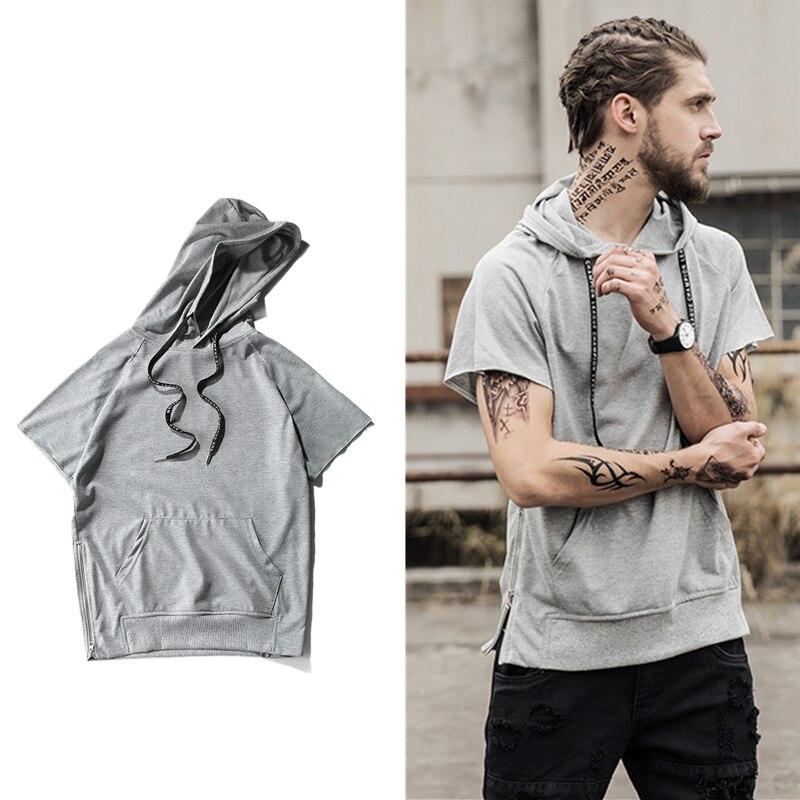 Online Get Cheap Mens Short Sleeve Sweatshirt -Aliexpress.com ...