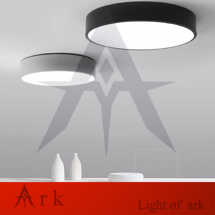 Modern Minimalism dia38cm LED Ceiling Light round Indoor light Ceiling Lamp creative personality study dining room balcony lamp
