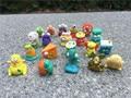 50 pcs O Pacote de Lixo Trashies Mini Figuras Aleatório Toy Figuras New Solto