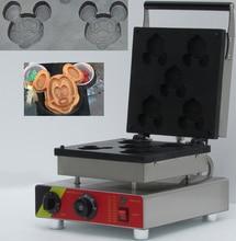 Electric Mickey waffle Cake machine; waffle machine