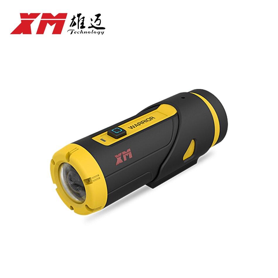 1080P H 265 Full HD Driving recorder Camera 16GB Card 3400 Battey Wifi Video DV G