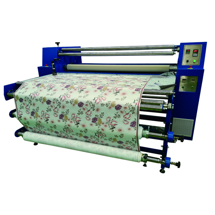 It's just a graphic of Satisfactory Fabric Label Printing Machine