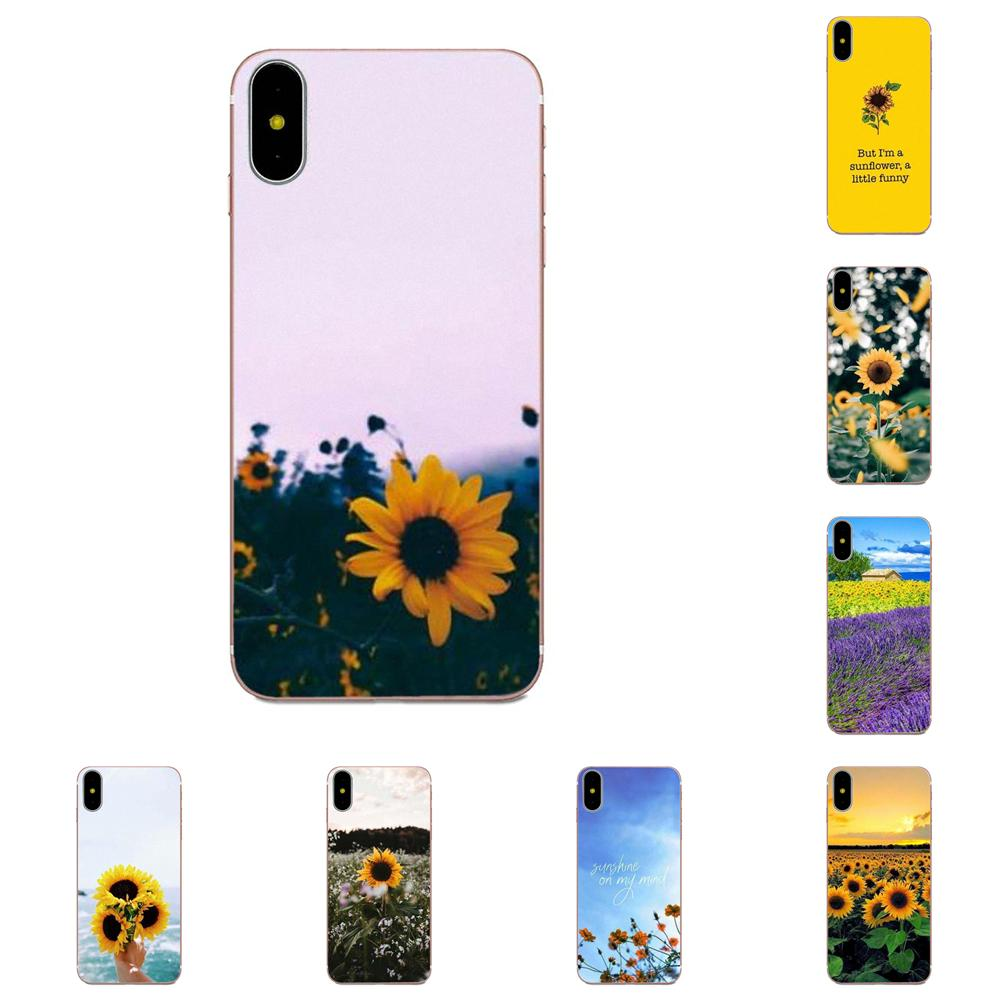 For Galaxy J1 J2 J3 J330 J4 J5 J6 J7 J730 J8 2015 2016 2017 2018 mini Pro Soft Art Print Cover Case Sunfowers Fantasy Show image