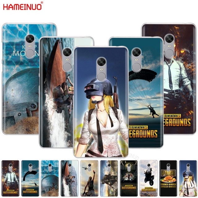 new photos 7c785 2499d US $1.64 34% OFF|HAMEINUO Playerunknown's Battlegrounds PUBG Cover phone  Case for Xiaomi redmi 5 4 1 1s 2 3 3s pro PLUS redmi note 4 4X 4A 5A-in ...