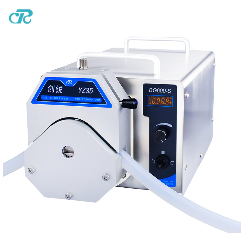 High precision Easy Operation transfering Peristaltic Pump With Pump Head YZ35