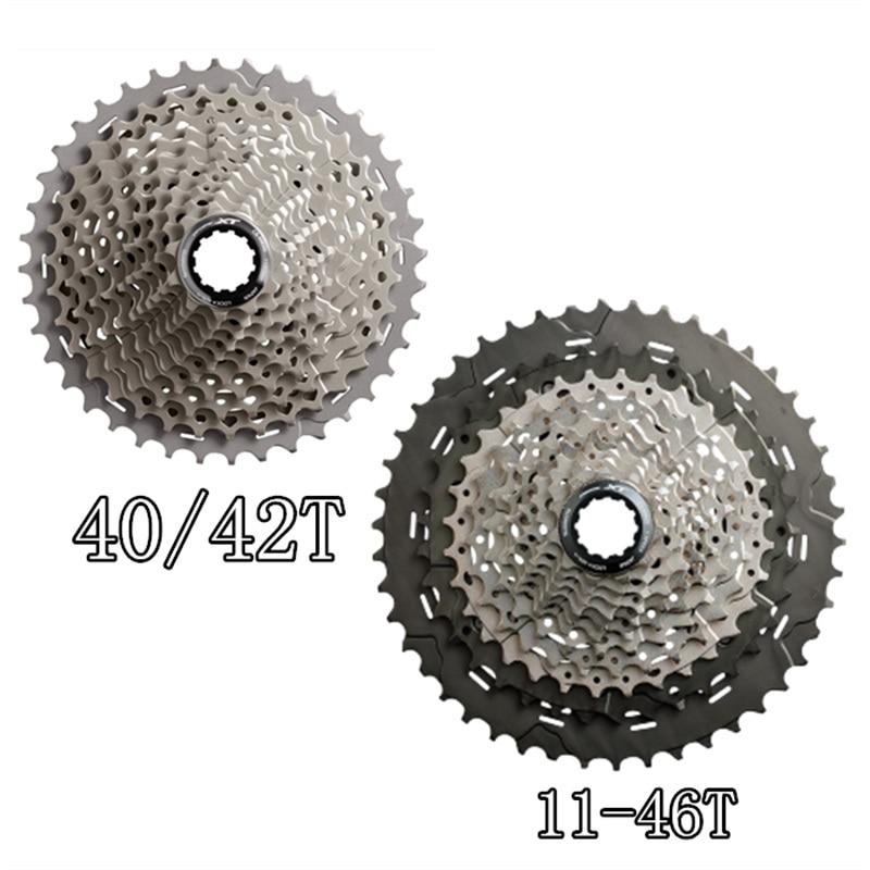 Shimano Deore CS M8000 XT Cassette 11 Speed 40T 42T 46T Mountain Bike