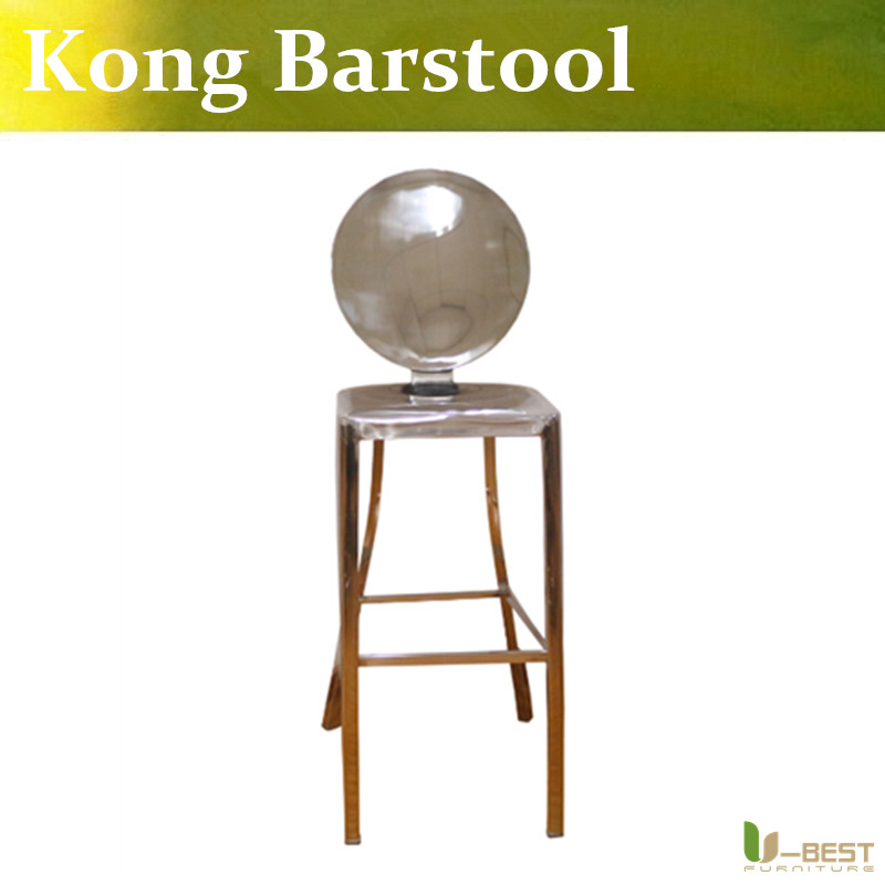 Free shipping U-BEST Outdoor easy brushed aluminum emeco kong bar stool kong barstool kong bar chair  sc 1 st  AliExpress.com & Online Get Cheap Brushed Aluminum Stools -Aliexpress.com | Alibaba ... islam-shia.org